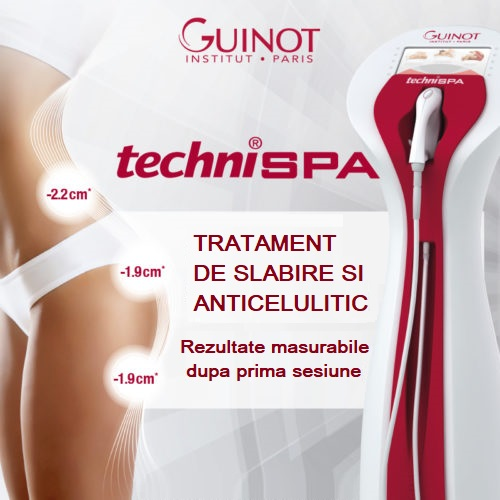 Procedura de slabire si diminuare a celulitei – TechniSPA