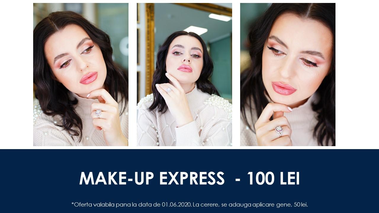 MAKE-UP express - 100 lei